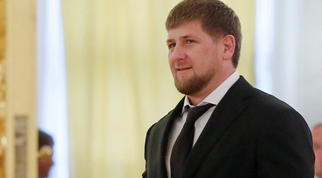 Head of the Chechen Republic Ramzan Kadyrov © Maxim Shemetov