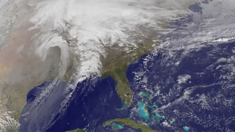 Monster Winter Storm Goliath Brings Twisters Floods