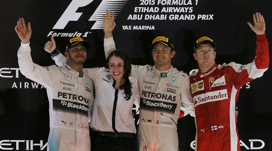 F1 season report: Mercedes dominates, return to form for Ferrari, Red Bull struggles