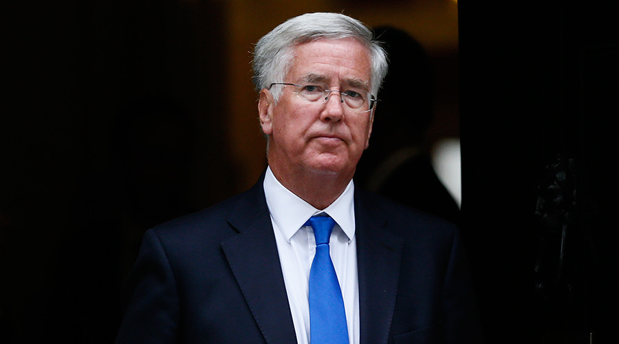 'ISIS threat has intensified,' Fallon warns on eve of Syria airstrikes vote