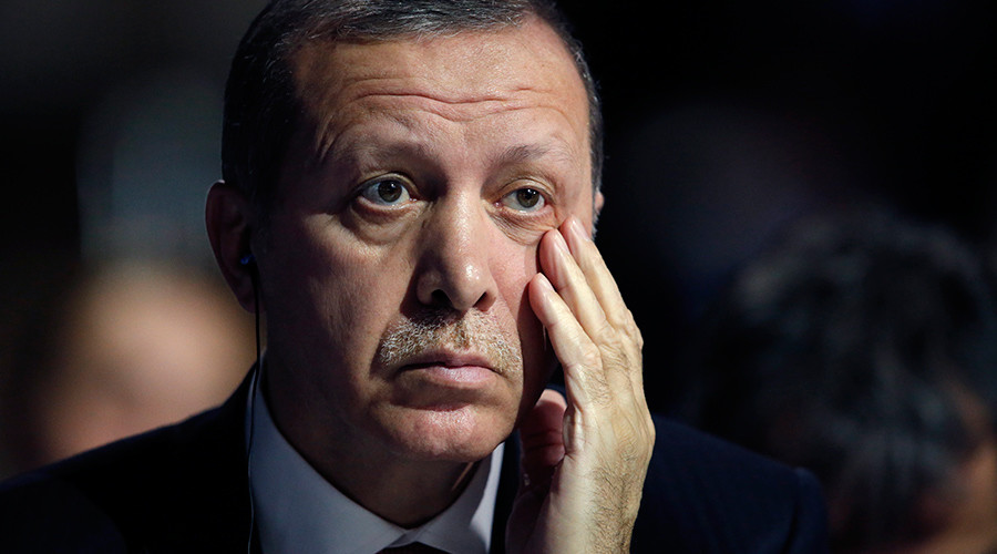 Turkish President Tayyip Erdogan © Christian Hartmann