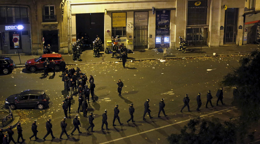 Paris suicide bomber trained to shoot at French police gun club – report