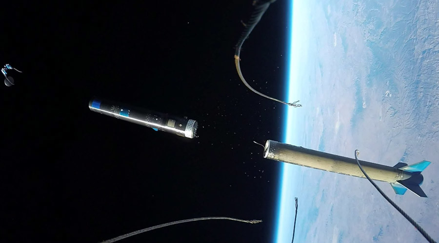 GoPro in space: Entire mission recorded in HD from multiple angles (VIDEO)