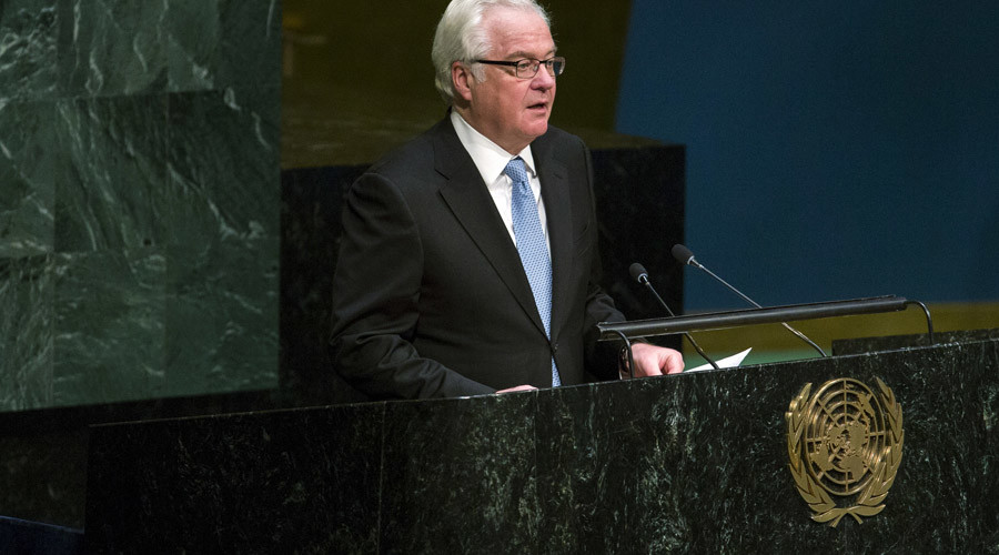 Russia wants to stop ISIS' illegal oil trade – Churkin