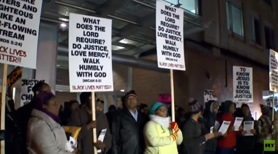 Anger & disrespect: Laquan McDonald's grandmother on shooting video release