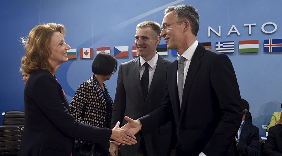 NATO foreign ministers agree to offer Montenegro membership