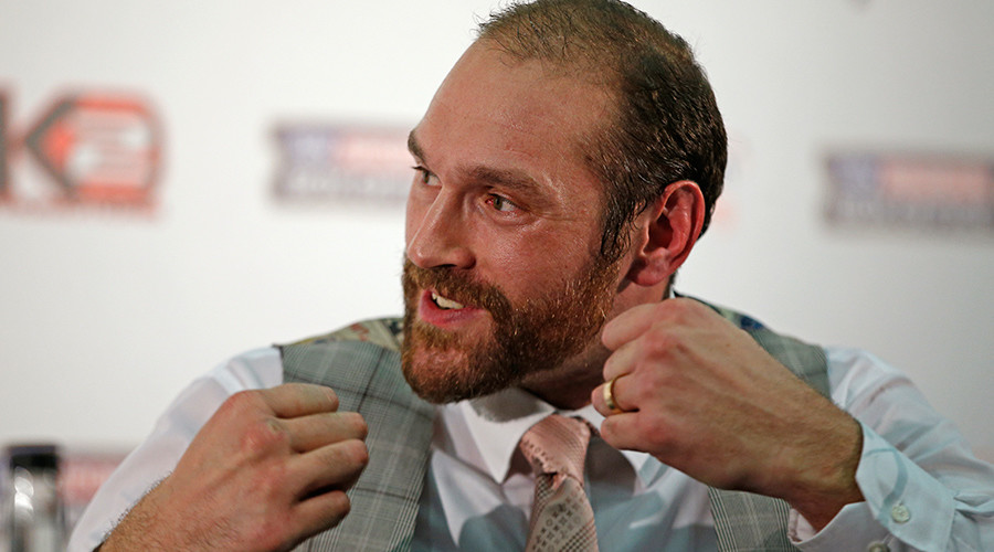 Tyson Fury courts controversy with 'cheating' Klitschko camp comments