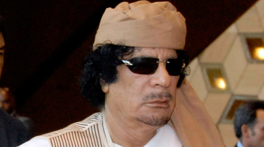 'Gaddafi phoned me, asked for help suppressing Arab Spring' – Hague