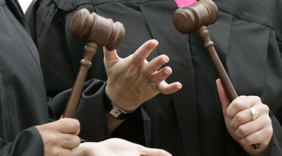'Damning indictment': Poll shows Brits' lack of trust in justice system