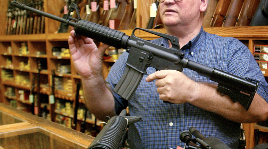 Guns used by San Bernardino shooters were bought legally in US