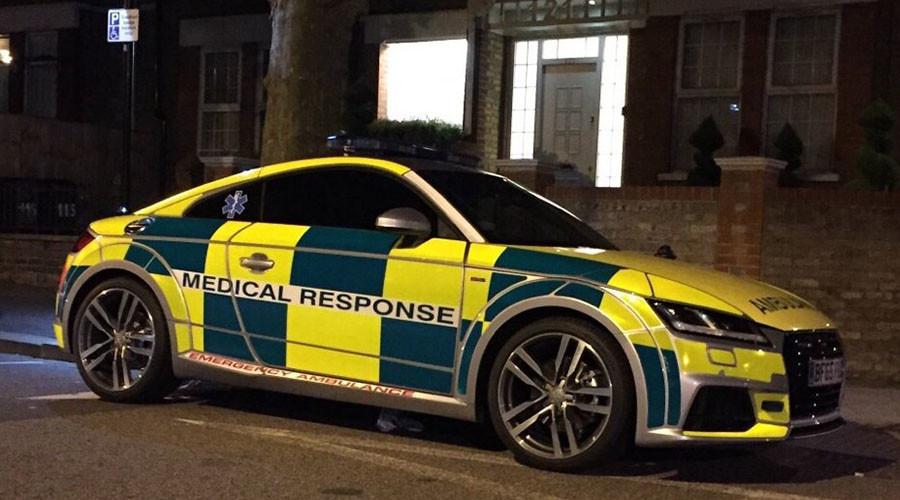 Cut and run: Circumcision ambulance carjacked in London