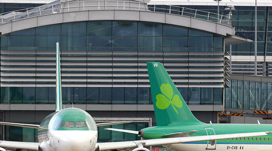 Police storm Dublin airport during 'tiger kidnapping'