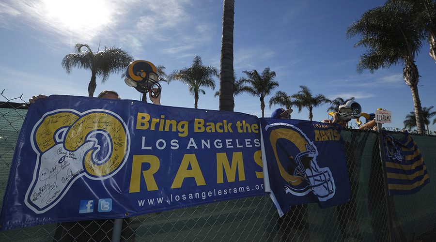 Kroenke still keen on moving Rams to LA, open to stadium share