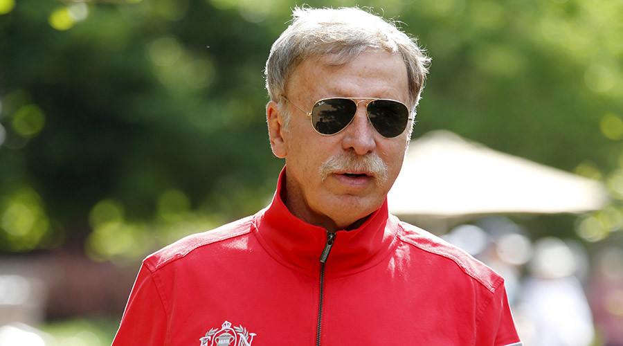 Stan Kroenke, owner of Kroenke Sports Enterprises, which includes the Denver Nuggets of the NBA, Colorado Avalanche of the NHL, Colorado Rapids of Major League Soccer, and St. Louis Rams © Mike Blake