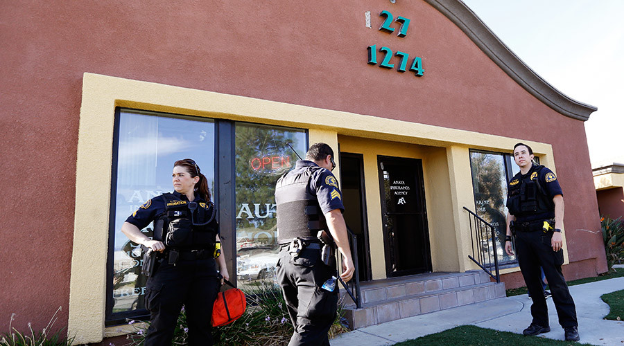 'Surreal': First responder to San Bernardino massacre describes 'unspeakable carnage'