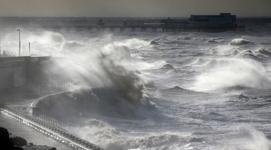 Red warning: Storm Desmond to cause more damage as it rampages through UK