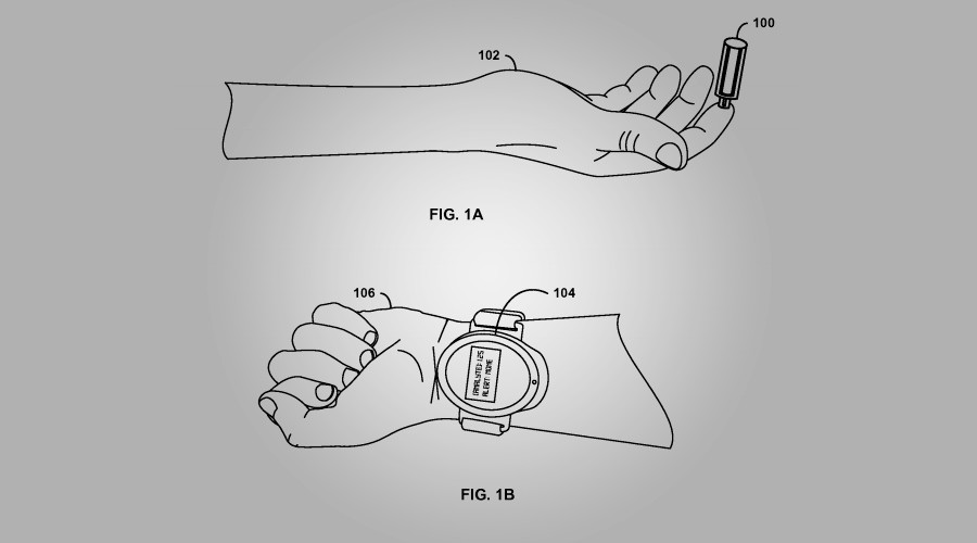 Google wants your blood…literally: Patent filed for needle-free blood-sampling smartwatch