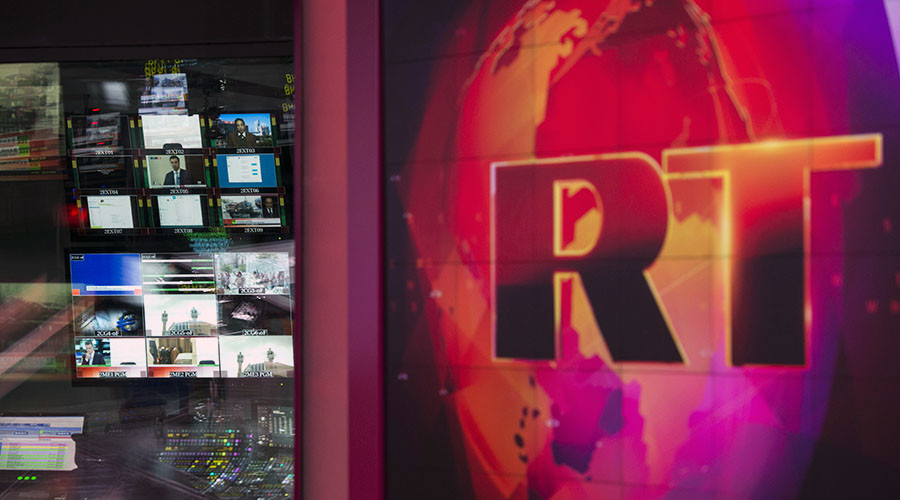 A world without RT? That's just what the Western war lobby wants