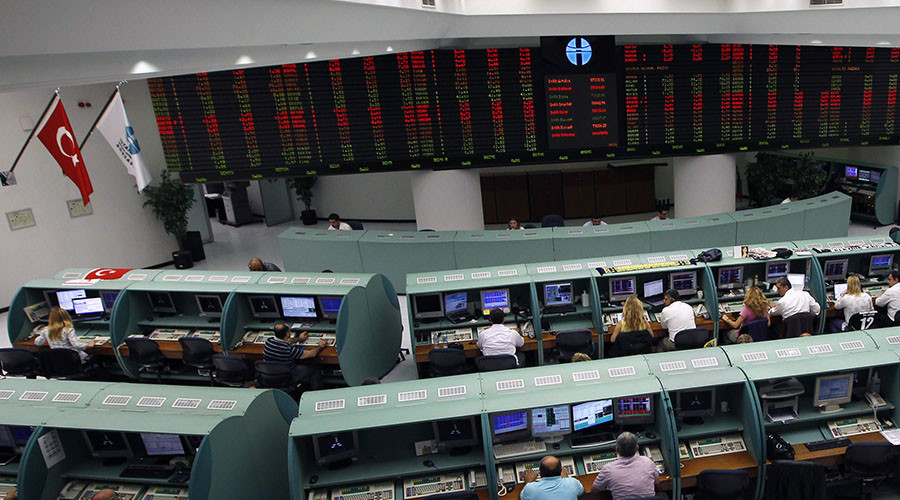 Foreign investors flee from Turkey