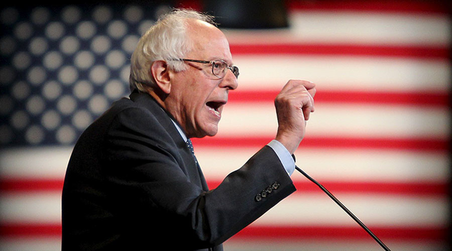 Feel the Bern: Presidential candidate Sanders scoops TIME Person of the Year readers' poll