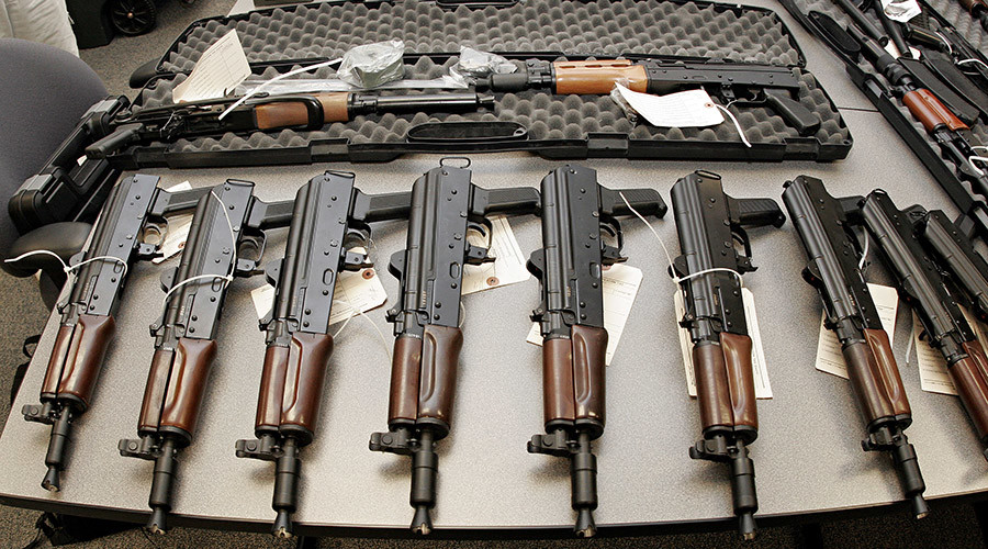 Supreme Court rejects case over local ban of assault weapons