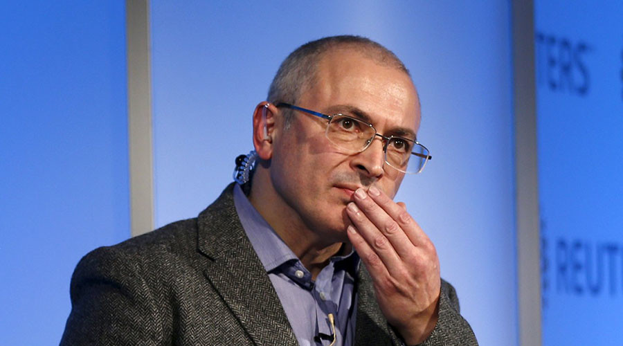 Khodorkovsky faces new charges within 1998 assassination case – report