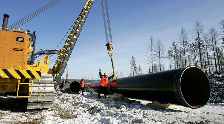 Moscow & Beijing to seal Power of Siberia gas deal