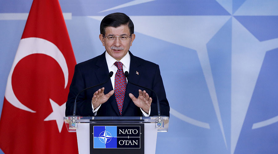 'NATO member Turkey gets immunity from violating international law'