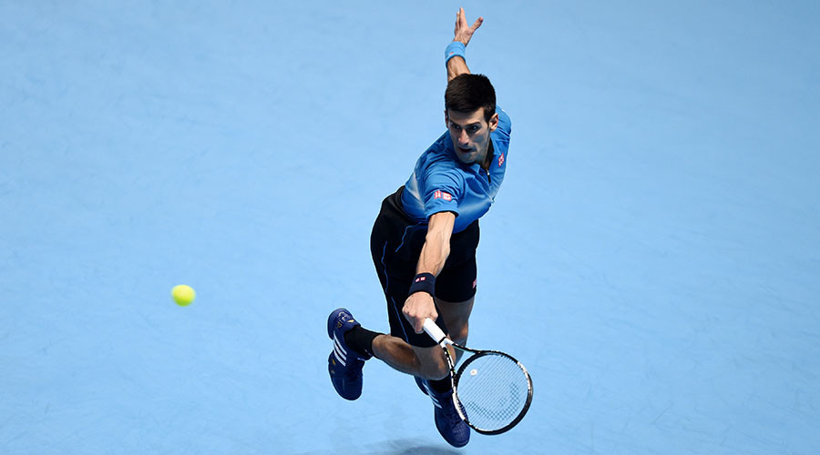 Serbia's Novak Djokovic © Action Images / Tony O'Brien