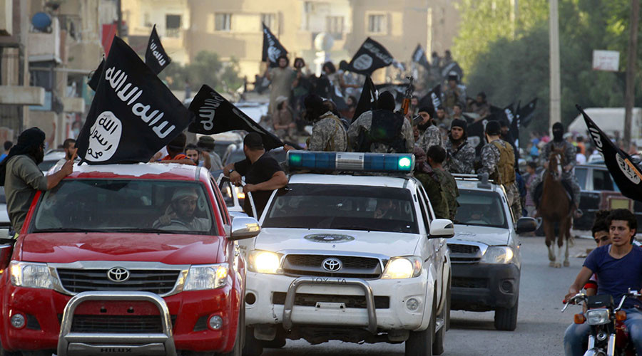 'ISIS: War of propaganda as much about bombs and explosions'