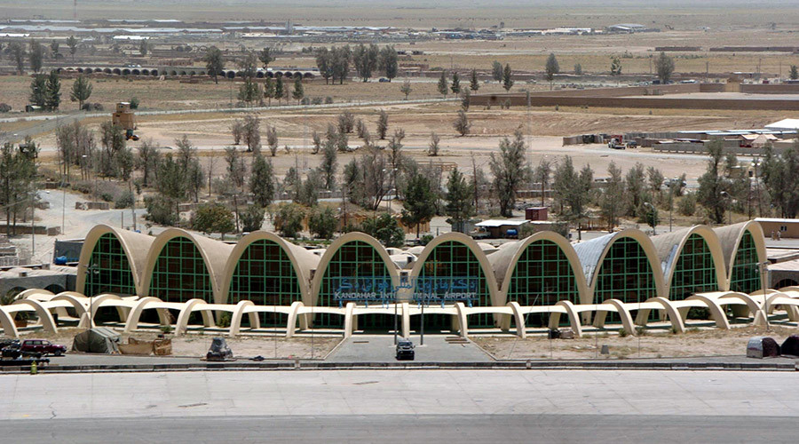 At least 9 killed in Taliban attack on Afghan airport – reports