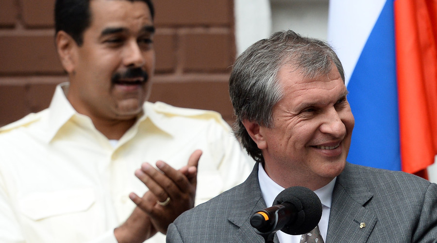 Rosneft projects in Venezuela unaffected by election results – VP