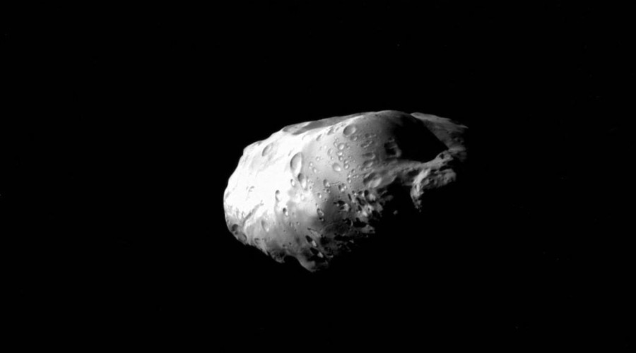 NASA paps: Prometheus as never seen before