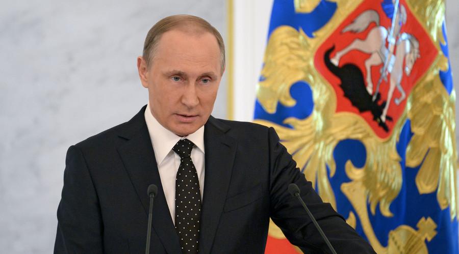 Putin orders Finance Ministry to sue Ukraine over unpaid debt