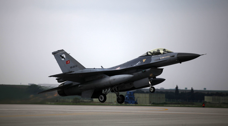 Turkish jets strike Kurdish positions in Iraq amid rising tension between Ankara & Baghdad