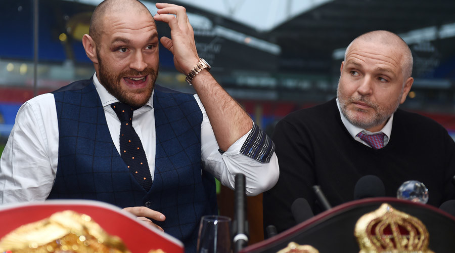 Tyson Fury stripped of IBF title, is also being investigated by police