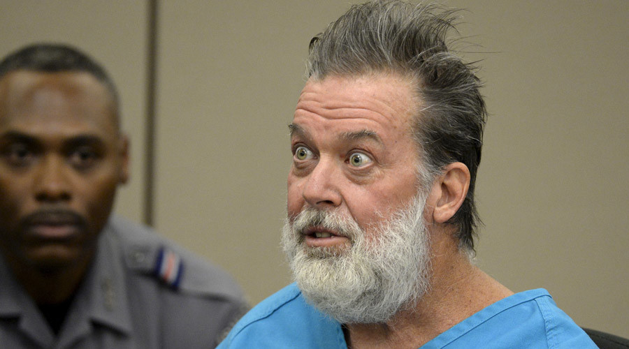 'I am a warrior for the babies': Planned Parenthood mass shooter proclaims guilt in court