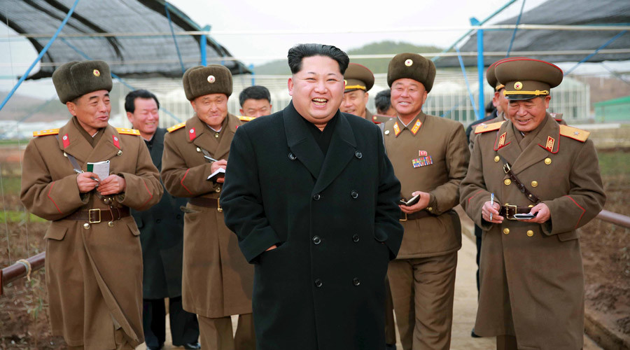 Kim Jong-un says N Korea has hydrogen bomb, becomes powerful nuclear state