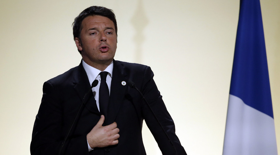 Italy delays EU decision on Russia sanctions: 'Surprise, positive development'