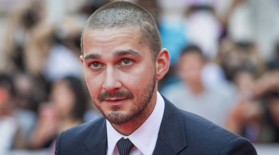 Don't be Shia: Hollywood actor LaBeouf mans hotline in makeshift call center