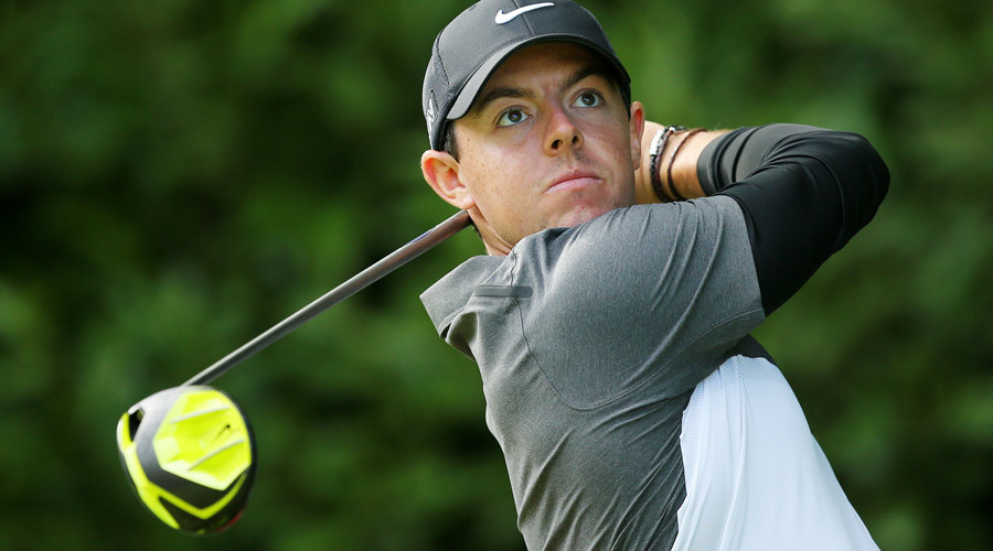 Northern Ireland's Rory McIlroy © Paul Childs