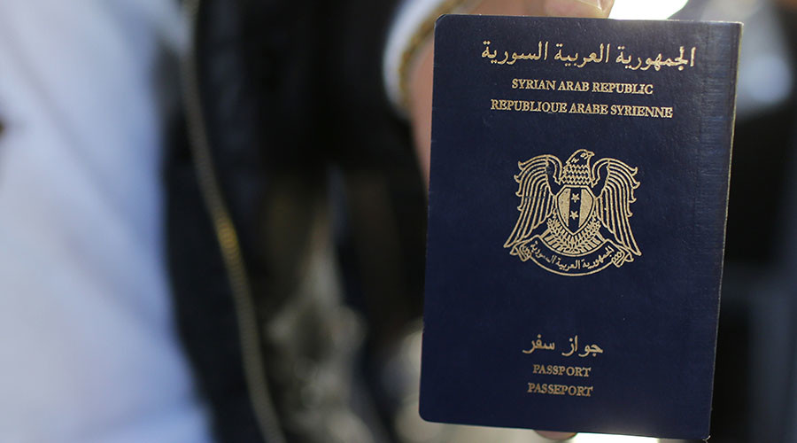 ISIS can print authentic Syrian passports, may infiltrate US