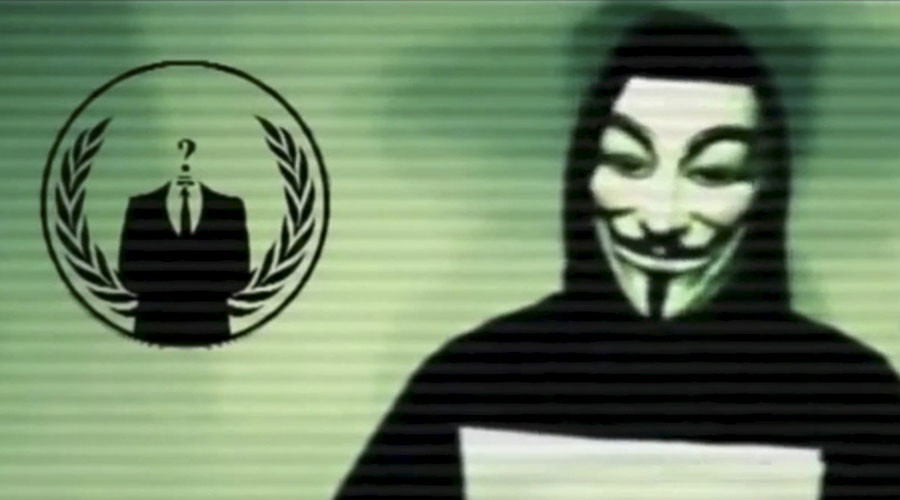 The hacktivist group have arranged 'real life' events in cities around the world. © Reuters