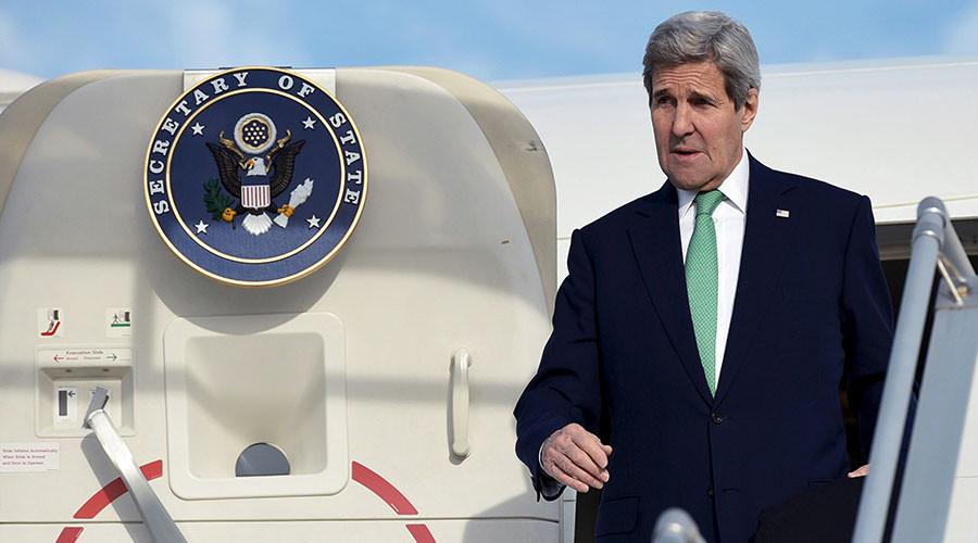 John Kerry to meet with Putin, Lavrov to discuss Syria & Ukraine