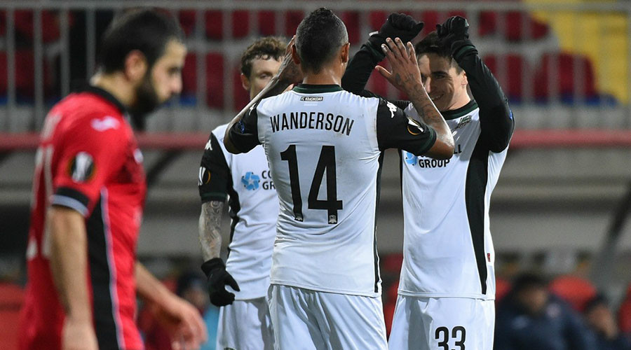 Europa League roundup: Lokomotiv & Krasnodar win groups, Tottenham smash Monaco