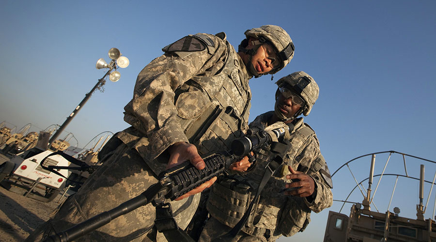 'Pentagon's anti-ISIS bases network - head-scratcher and overreaction'