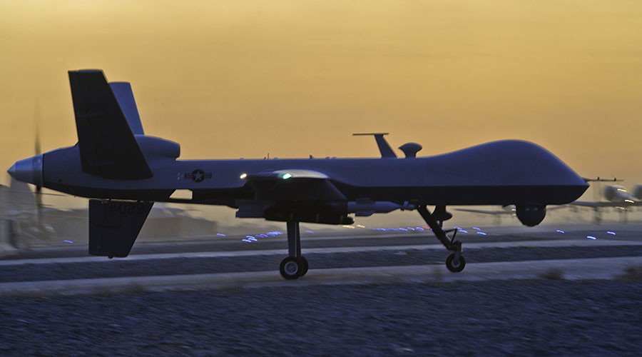 General Atomics MQ-9 Reaper drone © Efren Lopez / U.S. Air Force