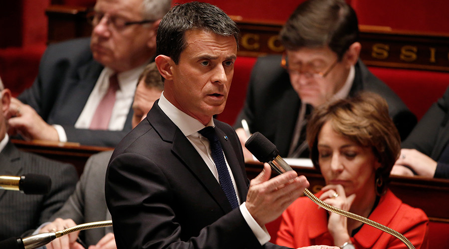 Fight against ISIS should be extended to Libya – French PM
