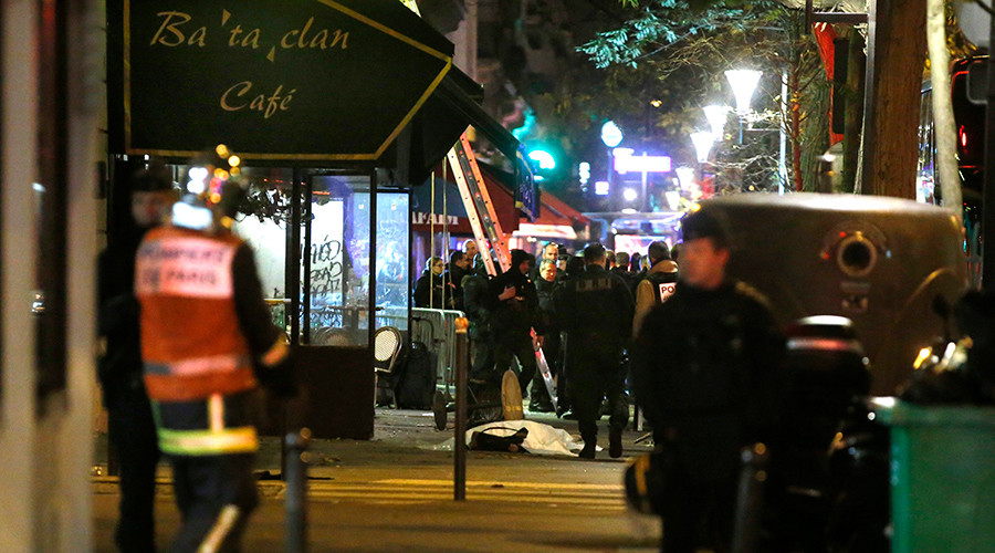 Gun in Paris terror attacks linked to 'Iran-Contra' Florida arms dealer
