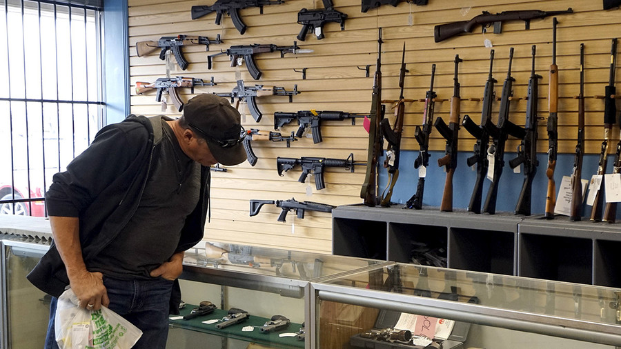 'US gun-free zones: Shooting galleries for criminals against innocent people'